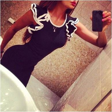 figure dress