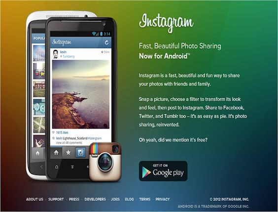 Updated Instagram for Android Now Works With HTC One X