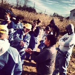Liberty University students reach out to provide Hurricane Sandy relief