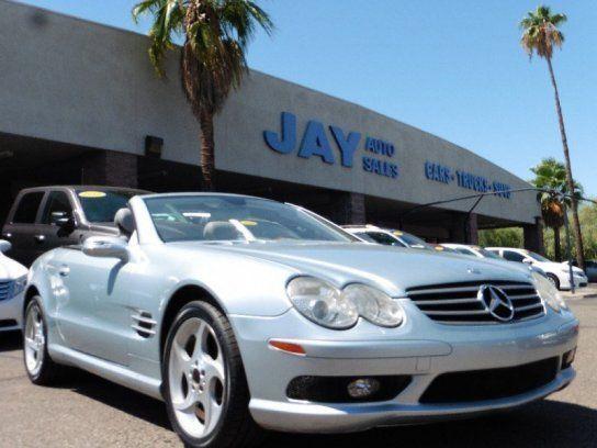 Convertible 2005 Mercedes Benz Sl 500 With 2 Door In Tucson Az 85712 Mercedes Benz Mercedes Benz