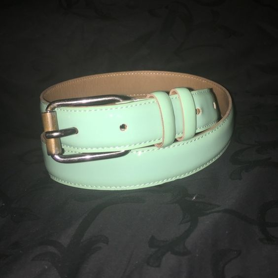 Italian made belt 100% leather made in Italy - size M Accessories Belts