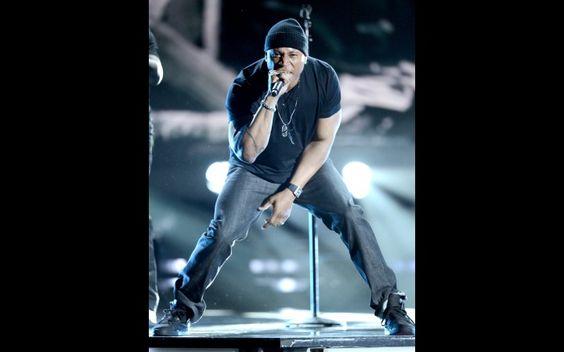"""Whaddup"" LL Cool J performance"