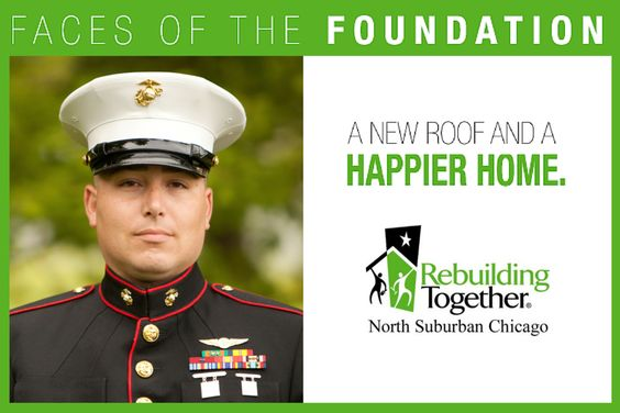 A New Roof and a Happier Home | Coldwell Banker Charitable Foundation - Rebuilding Together