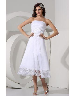 Cheville longueur des robes de mariée vous faire la plus belle ...