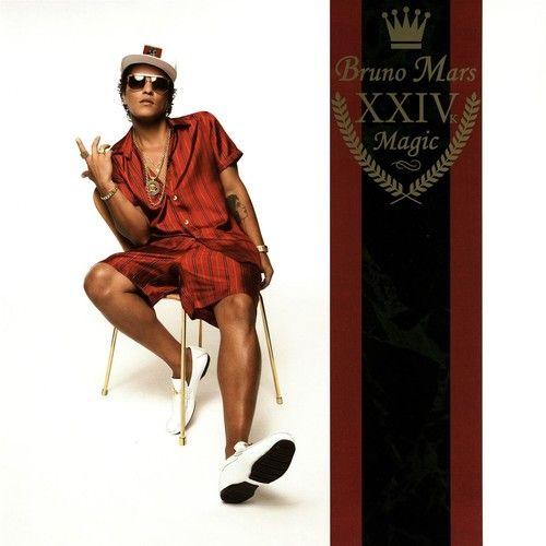 Bruno Mars 24k Magic Vinyl Walmart Com In 2020 Versace On The Floor Cool Album Covers Bruno Mars Album