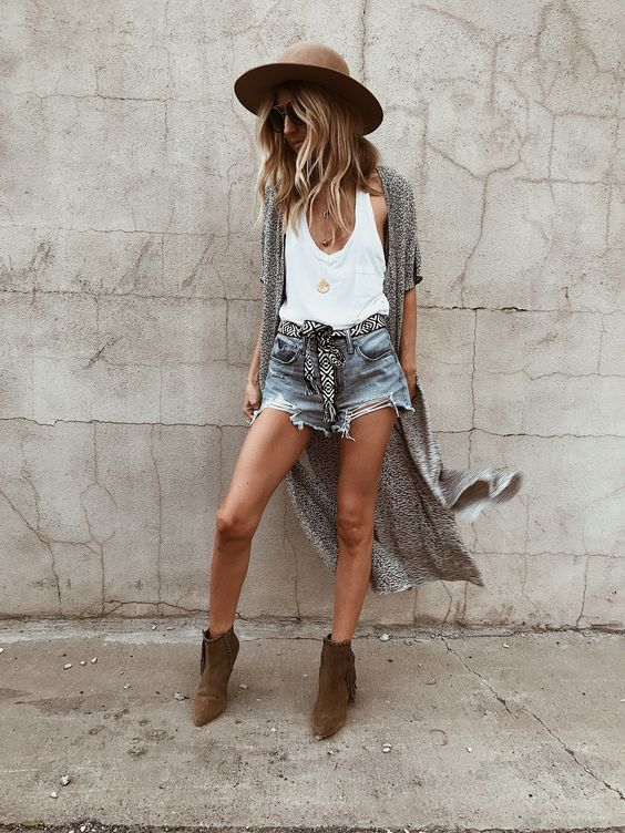 Boho Style by James Michelle The Best of summer fashion in 2017.