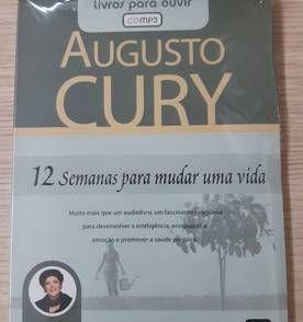 Audiolivro 12 Semanas Para Mudar Uma Vida Augusto Cury