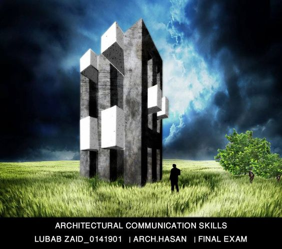 Lubab El-kayed‎ Architectural Communication Skills-: