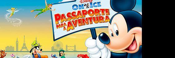 """Mickey e sua turma estão de volta! A mais recente aventura da Disney com os personagens favoritos de toda a família chega ao Brasil em maio. Com o espetáculo """"Disney On Ice: Passaporte Para a Aventura"""", o ratinho mais famoso do mundo te leva em uma viagem encantadora que ficará marcada para sempre na memória. […]"""
