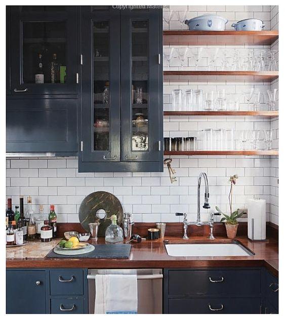 Grey Kitchen Green Tiles: Pinterest • The World's Catalog Of Ideas