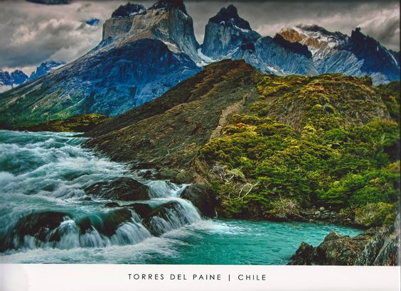 Patagonia, Chile...I smell a trip coming on