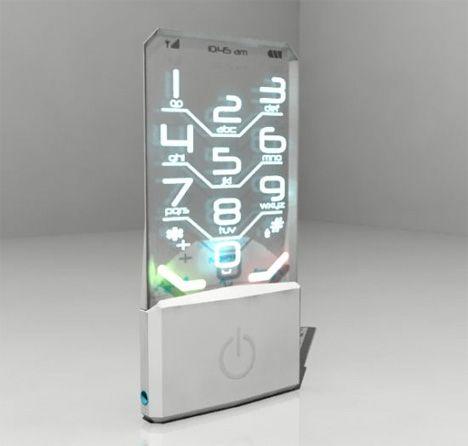 transparent mobile phone future concept nokia transparent mobile phone for new generation. Black Bedroom Furniture Sets. Home Design Ideas