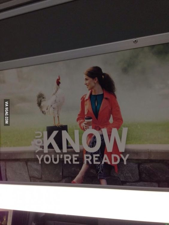 """""""You know when you're ready"""" ...for...what exactly?"""