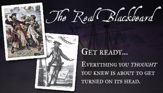 What if I told you that everything you thought you knew about Blackbeard is wrong? #pirates #history