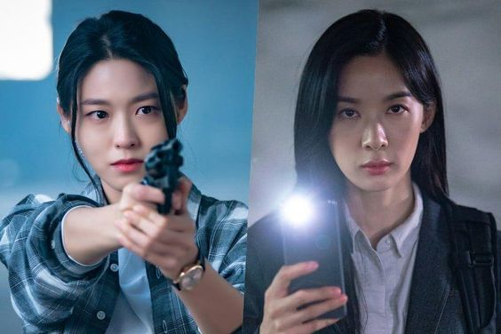 "AOA's Seolhyun And Lee Chung Ah Are Polar Opposites In Upcoming Mystery Drama ""Awaken"""