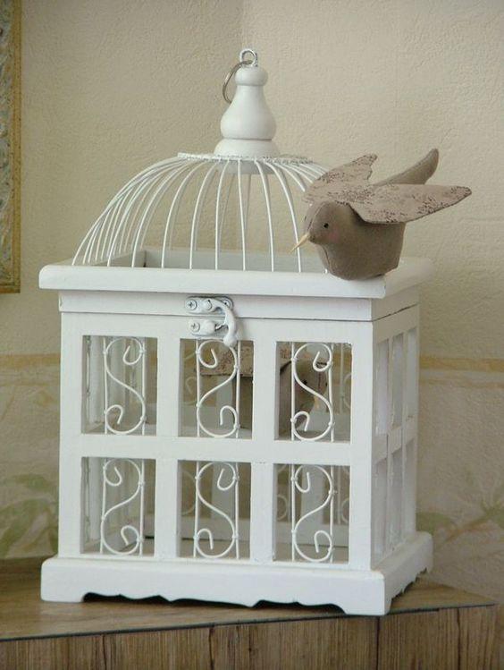 idee deco deco gifi cage oiseau gifi communion pinterest - Gifi Mariage