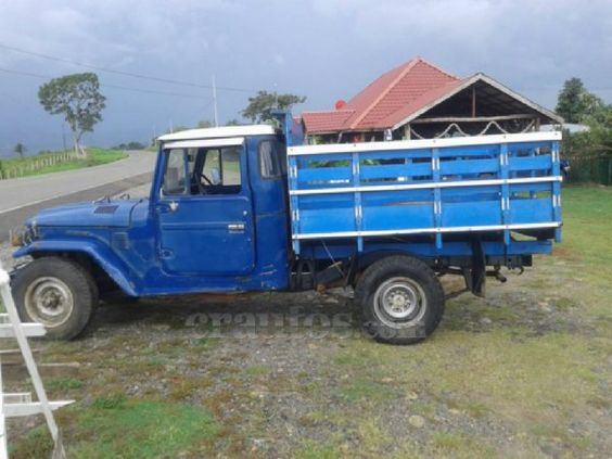 Toyota LAND CRUISER 1978 - 3500cc - Pickup 4x4