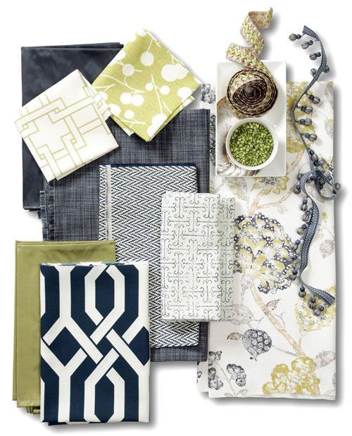 Indigocitron Room Fabric Collection Image Calico Corners Fabric Furniture Interior Design