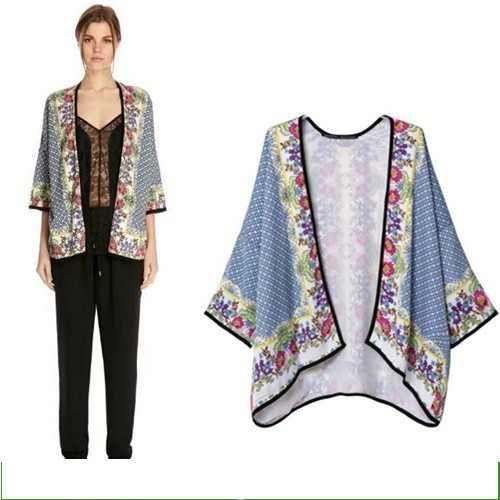 kimonos ensambles chalecos para dama moda japonesa