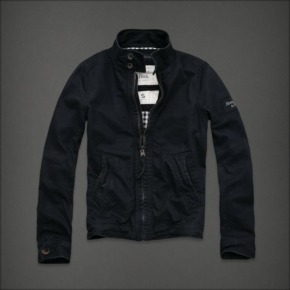 Abercrombie And Fitch Jacke Mit Fell