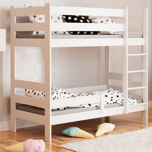 Hairston Bunk Bed Isabelle Max Size European Toddler 80 X 160
