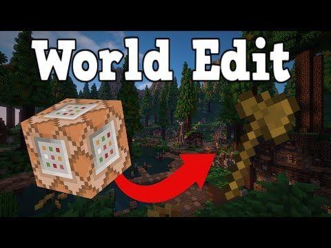 Minecraft Bedrock Edition Xbox One Mcpe World Edit Command Block Function Tutorial Youtube Mcpe World Minecraft Commands Minecraft