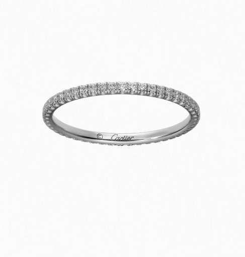 Fedi nuziali 2016 - Fede nuziale classica Cartier