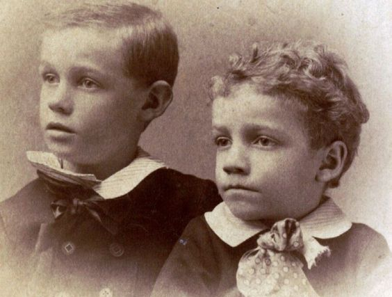 Brothers from Michigan, 1904