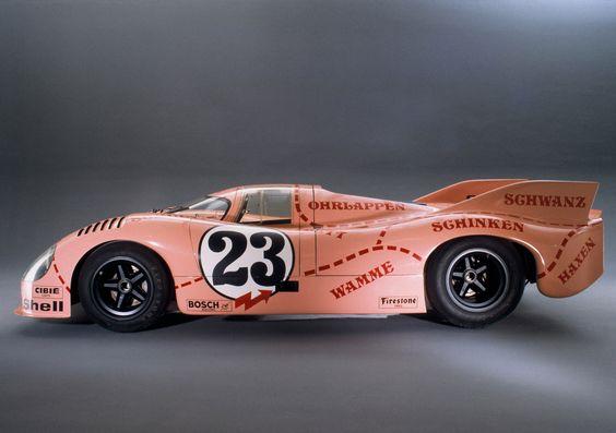 Porsche 917-20 Pink Pig 1971