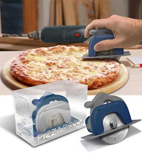 Pizza Boss 3000 - Perfect for any Handyman in the Kitchen!