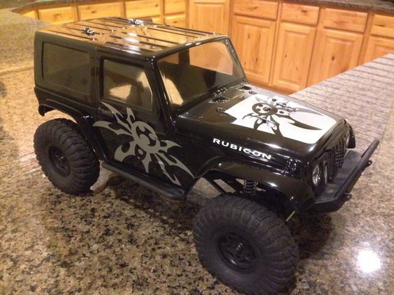 Axial SCX10 Jeep Rubicon