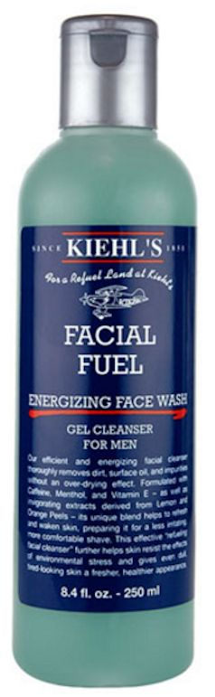 Kiehl's 'facial fuel' energizing face wash for men