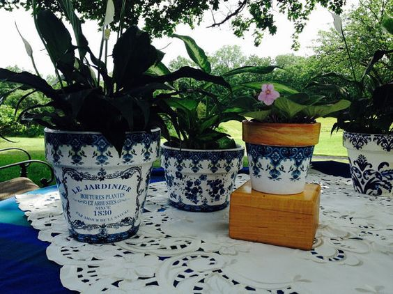 Country Cottage Le Jardinier Flower Planter Collection Available From Summer Bird Design