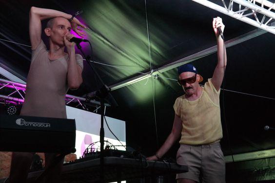 Benicàssim Electronic Festival - BEF- Hidrogenesse- 2017