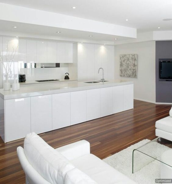 Australia kitchens by design and kitchen designs on pinterest for Contemporary kitchen designs australia