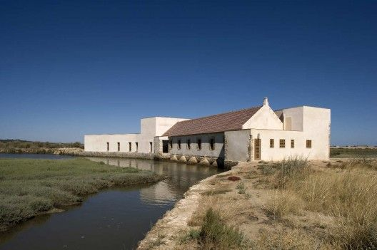El Pintado Tidal Mill / Manuel Fonseca Gallego, Javier López, Ramón Pico
