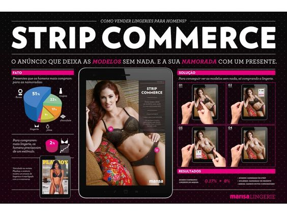 CCSP: Strip Commerce (BRONZE MOBILE / CANNES 2014)
