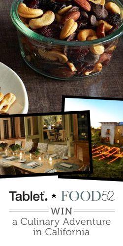 Win a Culinary Adventure in California  *expires June 5  #Win #Culinary #Trip #California #Competition