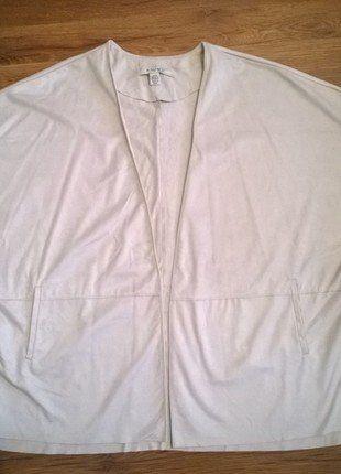 Kaufe meinen Artikel bei #Kleiderkreisel http://www.kleiderkreisel.de/damenmode/mantel-and-jacken-sonstiges/141417702-oversize-jacke-in-wildlederoptik