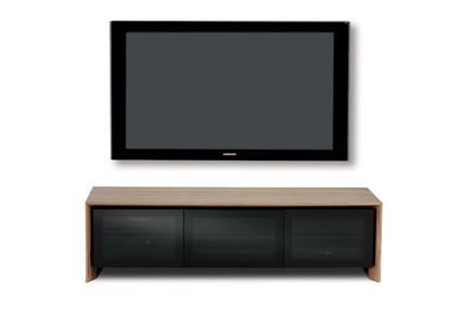 """BDI Casata 8627 Black Oak Low Profile Contemporary Home Theatre TV Furniture is a stylish piece, designed to suit  up to 73"""" LCD LED & Plasma TVs.  #Furniture #PriceCrashFurniture #TVFurniture #TV #Television #Room #LivingRoom #TVUnit #BDI #Theater http://pricecrashfurniture.co.uk/bdi-casata-8627-black-oak-low-profile-contemporary-home-theatre-tv-furniture.html"""
