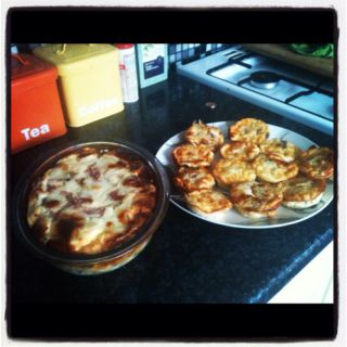 Syn free quiches - we all love them in our house so had to make a few!