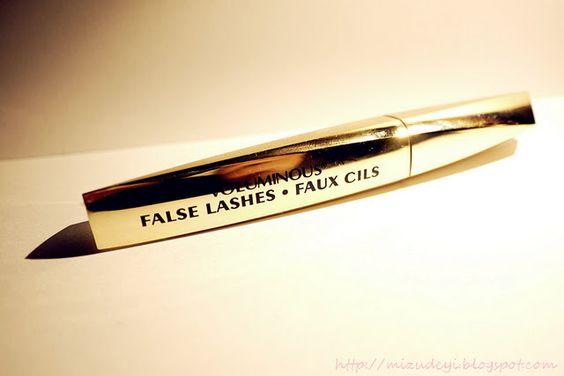 L'oreal False Fiber Lashes. my other favorite mascara ever... so far! #LoveThis #mascara #Loreal