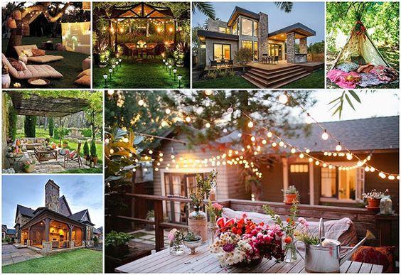Moje miejsce na świecie - będę mieć dom, cz. 3 - i zapraszam na garden party! - Smak i styl życia