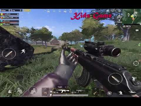 Pubg Mobile 3 Man Squad Gameplay Fpp Win 64 Ios Gameplay Maps Sanhok