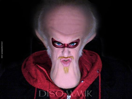 The Disommiblek ©2012 www.giuseppedisomma.it