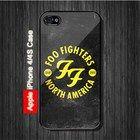 Foo Fighters #1 iPhone 4, 4S Case - Black Case #iPhone4 #iPhone4 #PhoneCase #iPhone4Case #iPhone4Case