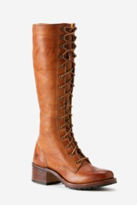 lace up boot #urbanoutfitters