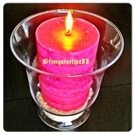 #vela #rojo #riqueza #fengshui #decoracion #decoracionfengshui