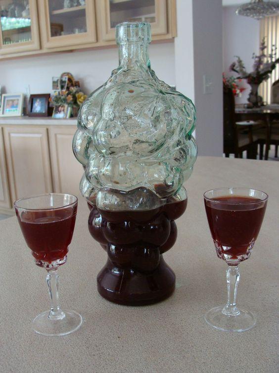 ... Make Homemade Cherry Liqueur | Cherry Liqueur, Liqueurs and Cherries
