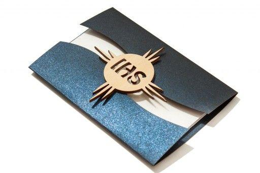 Zaproszenia 3d Na Komunie Zaproszenie Komunijne 6460541439 Oficjalne Archiwum Allegro Cards